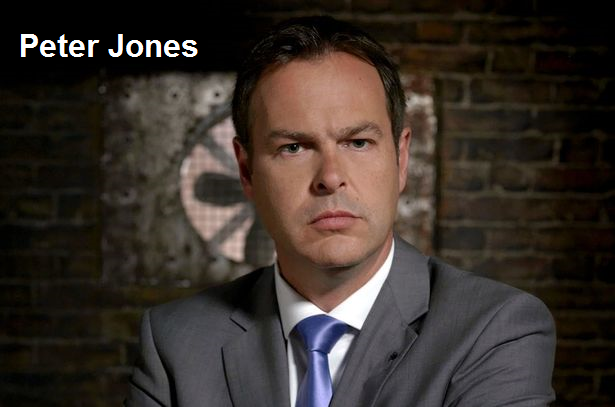 Peter Jones net worth – Entrepreneur and BBC Dragons Den Investor