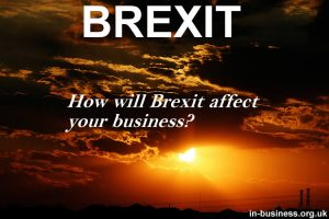 How will Brexit affect your business?