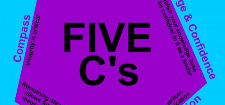 Indra Nooyi Leadership Style – The Five C's of #Leadership
