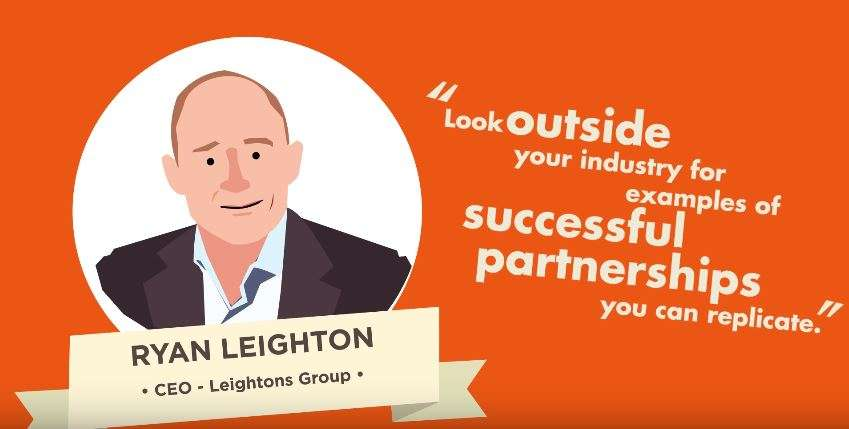 Partnership Marketing for audience growth - Ryan leighton - innovate UK