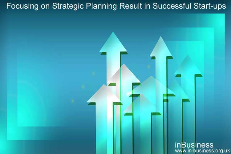 Tej Randeva - Focusing on Strategic Planning Result in Successful Start-ups