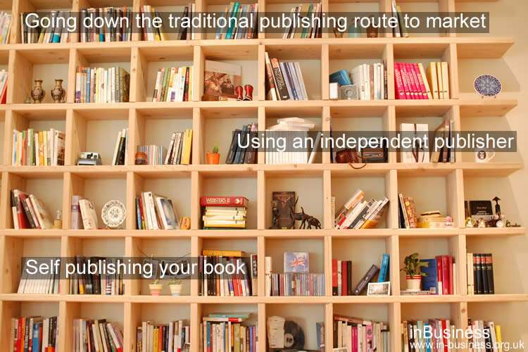 How to publish a book and what are the paths to becoming a first-time author-2