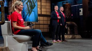 Dragons Den Caddle Investment pitch by Michele Romanow
