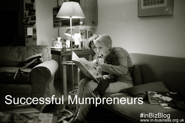 Successful mumpreneurs