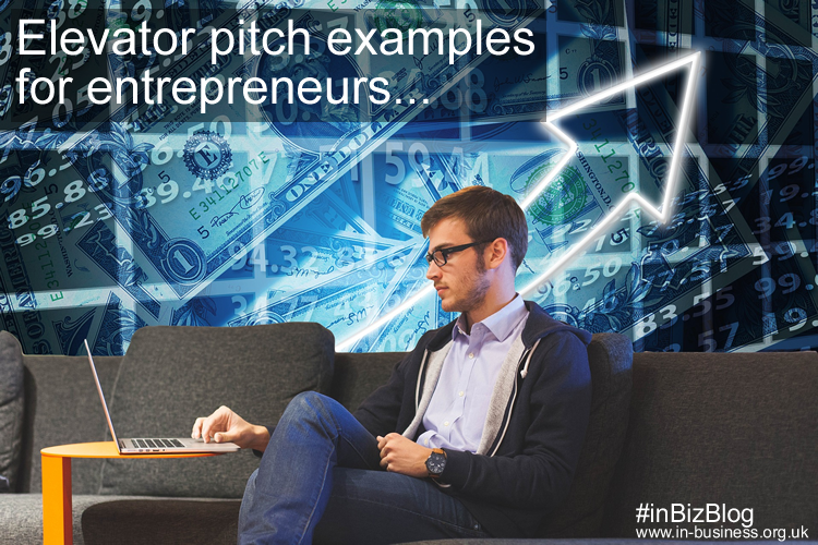 Elevator pitch examples for entrepreneurs