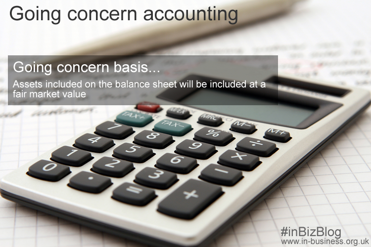 Going concern accounting